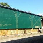 布料通风格栅 / 矩形 / 用于外墙 / 用于通风和回风