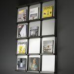 现代风格杂志架 / 办公室 / 钢 / 铝制