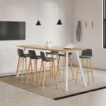 现代风格吧台凳