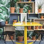 现代风格高脚桌