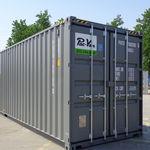 工业集装箱建筑