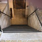 聚合物楼梯扣条 / 铝制 / 防滑