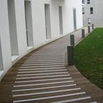 树脂型材 / 铝制 / 甲基丙烯酸酯 / 用于楼梯板
