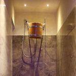瀑布型淋浴 / 用于水疗中心 / 桶式