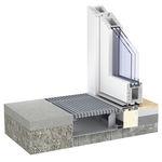 不锈钢排水槽 / 带网格 / 门 / 雨水回收