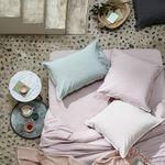 棉质枕套 / 天然纤维 / 聚酯