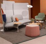 现代风格地毯 / 条纹 / 聚丙烯 / 矩形