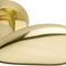 传统风格球形门把手 / 镀铬黄铜 / 抛光黄铜