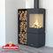 木材采暖炉 / 转角式 / 铸铁 / 薄钢板BOMBAY-EBronpi Calefacción, S.L.