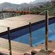 自动游泳池盖 / 安全 / 杆式 / 浸没式