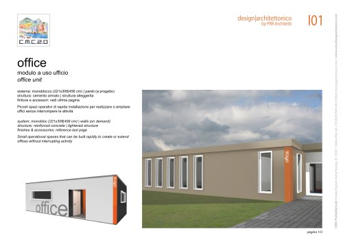 industrial office units