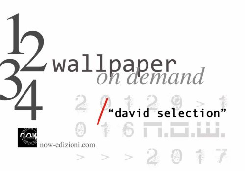 David Selection vol.1-2-3-4