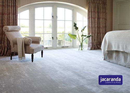 Jacaranda Carpets and Rugs brochure