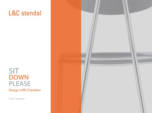 L&C - a contemporary interpretation of German furniture history