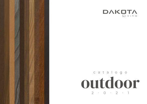 Dakota Living Catalogue