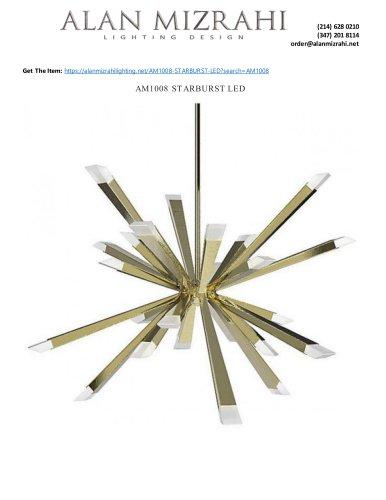 AM1008 STARBURST LED