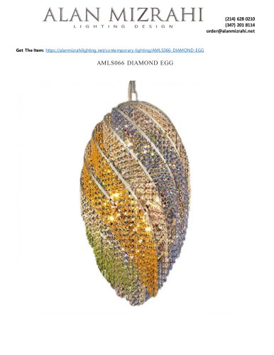 AMLS066 DIAMOND EGG