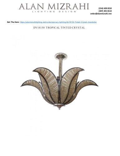 DV18150 TROPICAL TINTED CRYSTAL