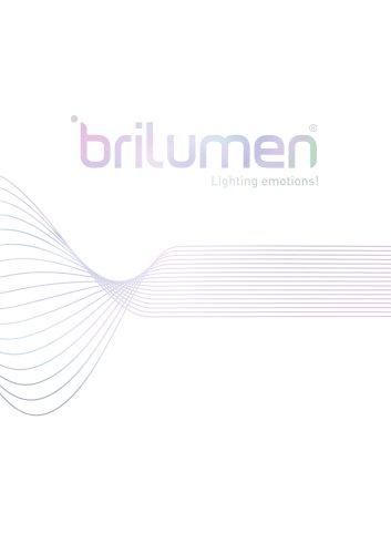 Brilumen | LED Lighting Catalogue V.1 2018