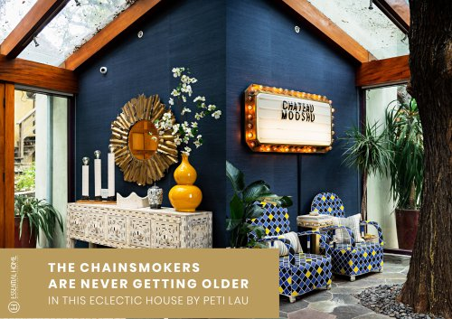 The Chainsmokers are never getting older in this Ecletic House by Peti Lau