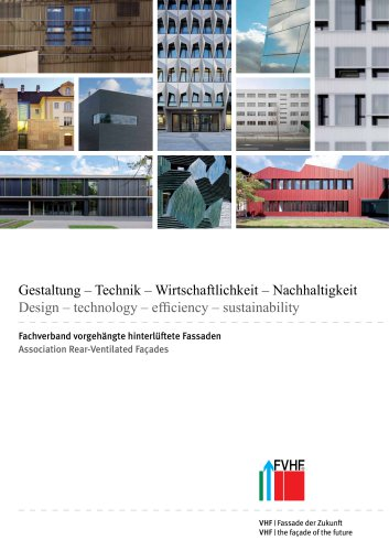 FVHF – Design, technology, efficiency, sustainability