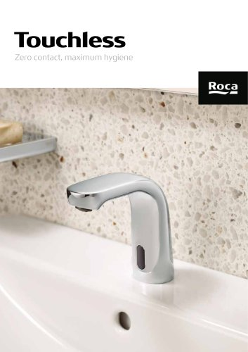 Touchless solutions - Roca