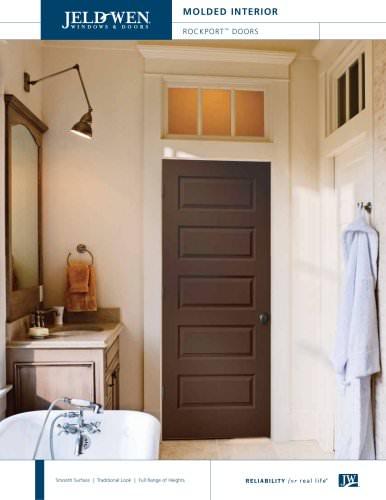 Rockport Molded Interior Door