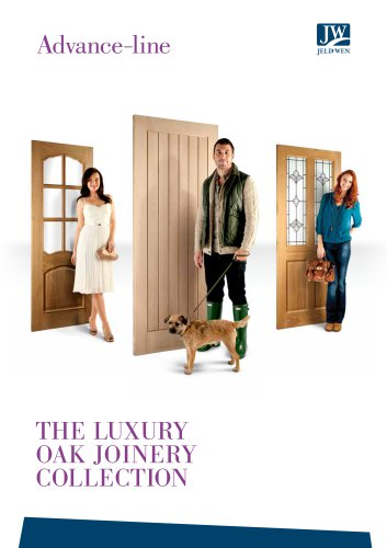 THE LUXURY OAK JOINERY COLLECTION