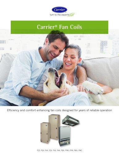 Carrier® Fan Coils