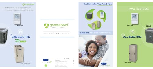 Greenspeed Intelligence - Consumer Leaflet