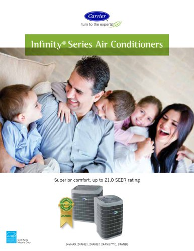Infinity® Series Air Conditioners