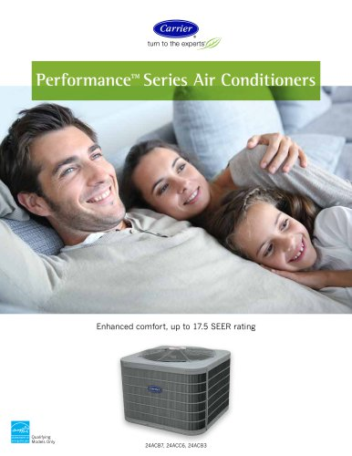 Performance™ Series Air Conditioners