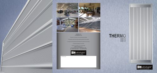 THERMO : radiant ceiling heating panel