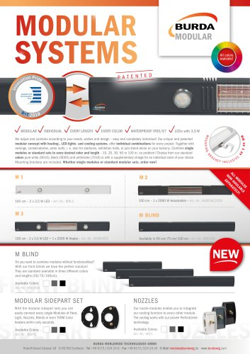 FLYER MODULARE SYSTEM