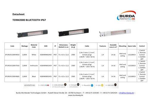TERM2000 BLUETOOTH IP67_BTURCAC