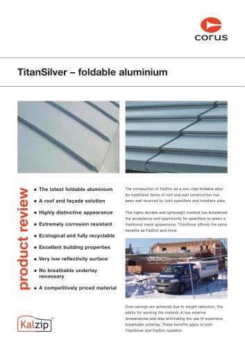 TitanSilver product