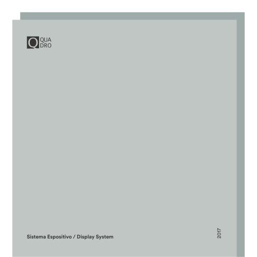 Display panels' catalogue.