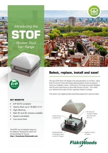 Shutter Roof