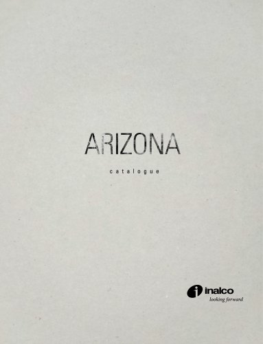 ARIZONA MONOGRAPHIC CATALOGUE
