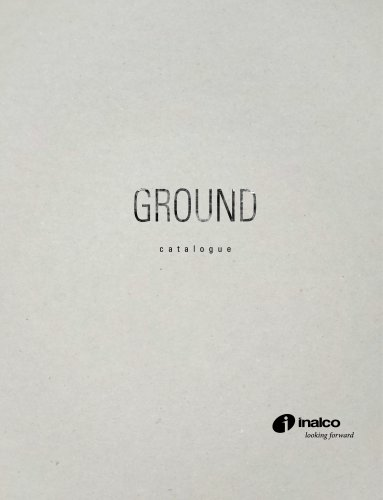 GROUND MONOGRAPHIC CATALOGUE