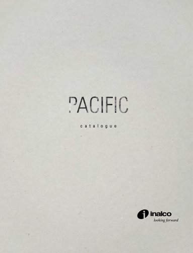 PACIFIC MONOGRAPHIC CATALOGUE
