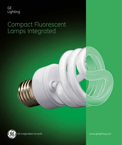Compact Fluorescent Lamps Integrated (Spectrum)