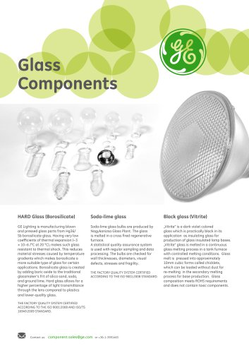 Glass Components