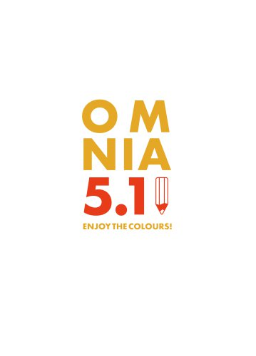 OMNIA 5.1 ENJOY THE COLOURS