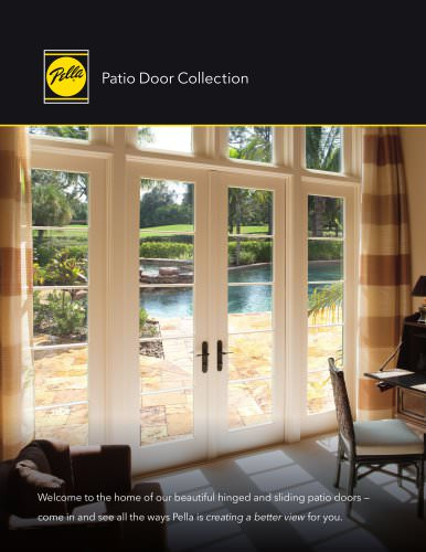 Patio Door Collection