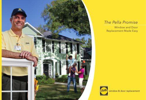 Pella Window and Door Replacement Guide