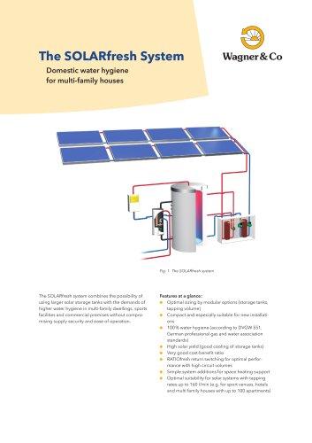 The SOLARfresh System