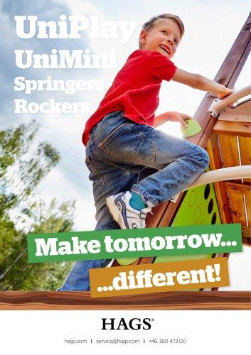 Uniplay Unimini Springers Rockers