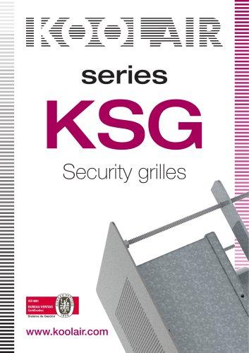 Security grilles – KSG