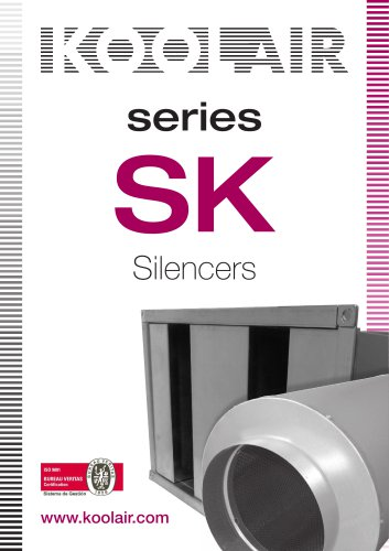 Silencers – Series SK